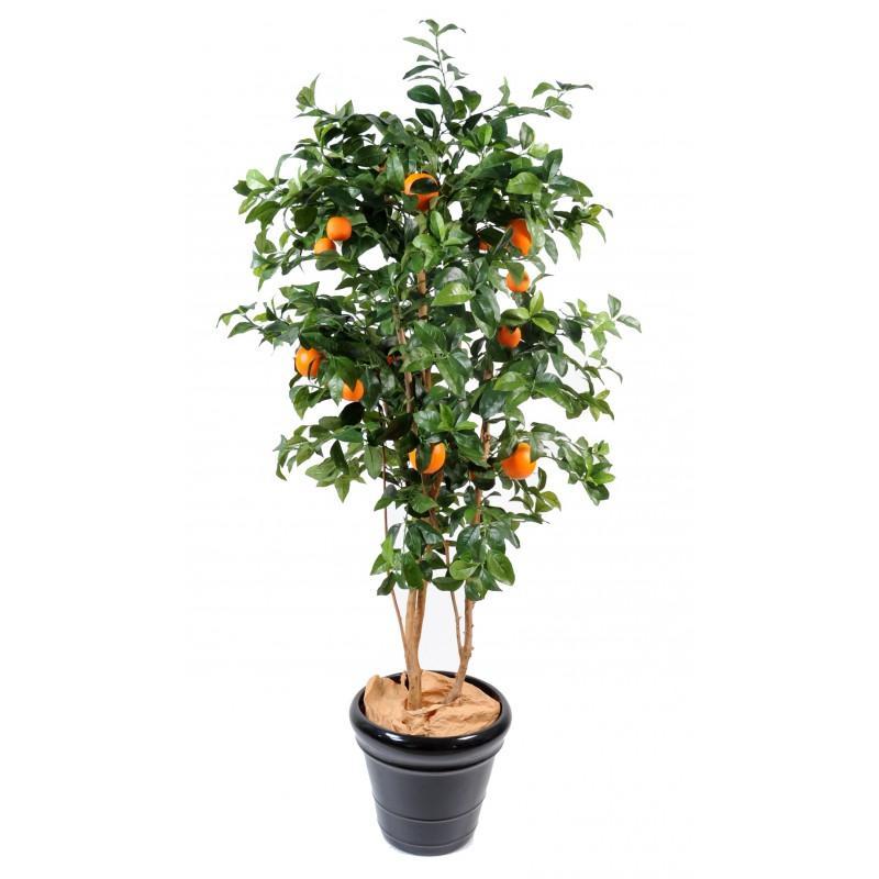 Oranger artificiel plantes artificielles for Arbre artificielle